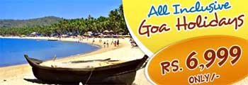 Goa Holiday - Makemytrip.com